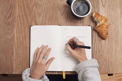 Дневник благодарности в помощь при потере слуха